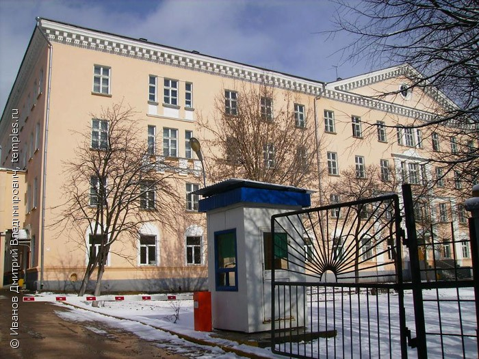 Детская облостная больница тамбова